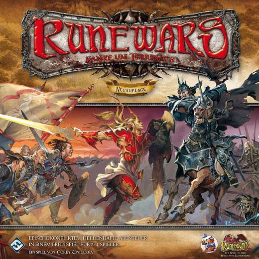 Runewars - Kampf um Terrinoth