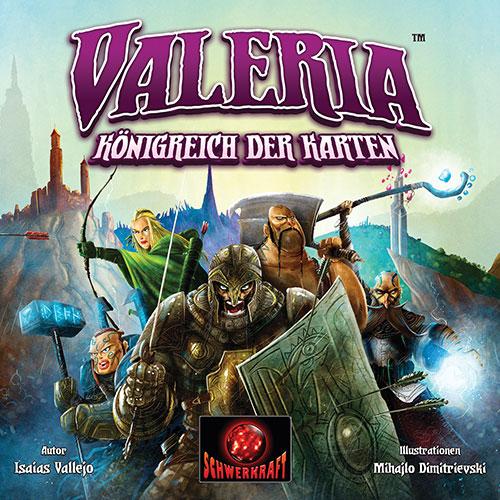 Valeria Königreich der Karten