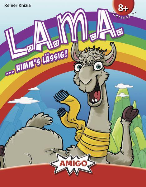L.A.M.A.