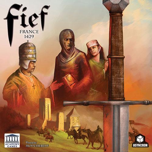 Fief - Frankreich 1429