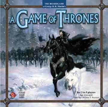 Der Eiserne Thron – Das Brettspiel (1. Edition)