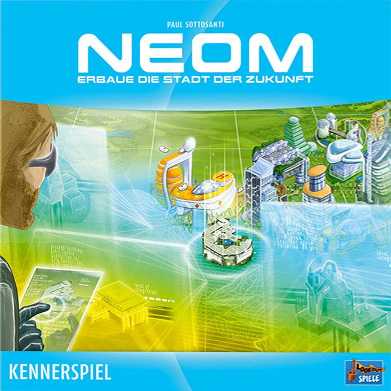 NEOM — Erbaue die Stadt der Zukunft