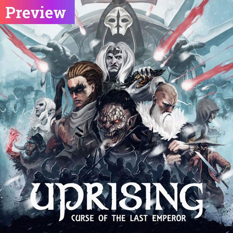 Uprising: Curse of the Last Emperor