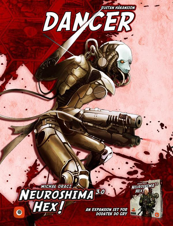 Neuroshima Hex: Dancer