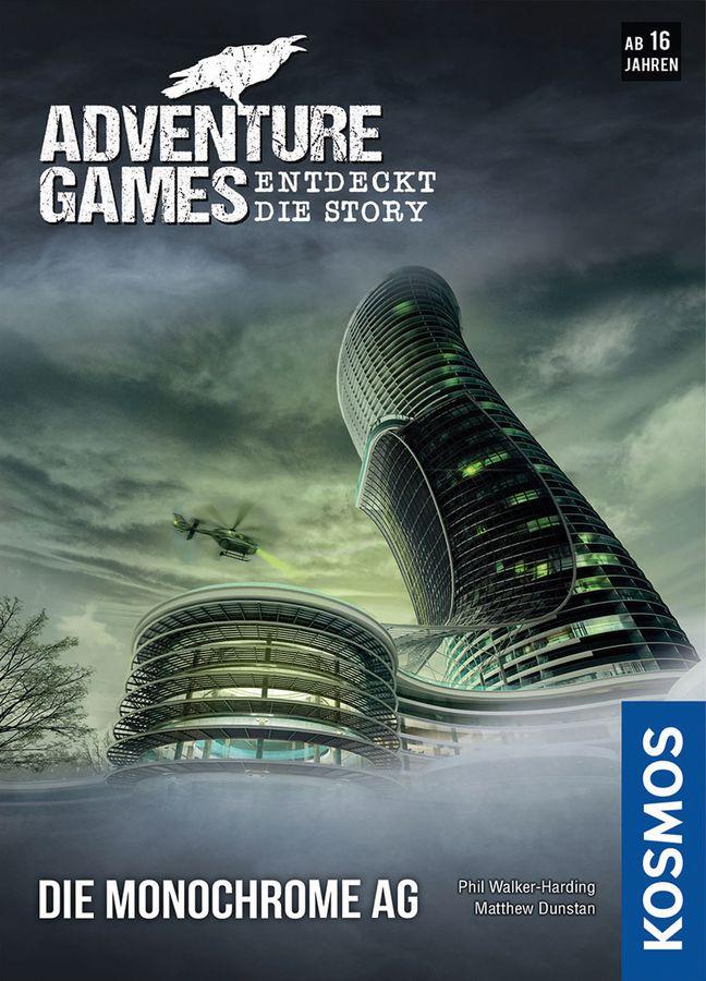 Adventure Games: Entdeckt die Story