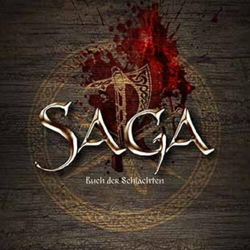 SAGA: Buch der Schlachten