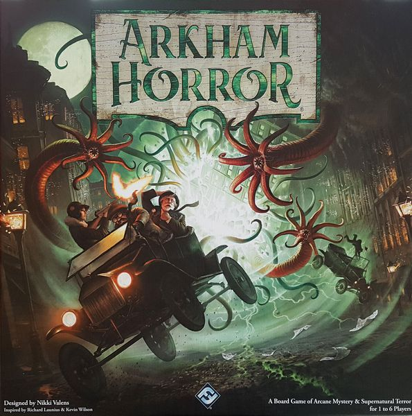 Arkham Horror - 3. Edition