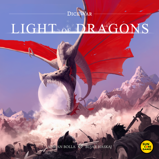 DiceWar - Light of Dragons