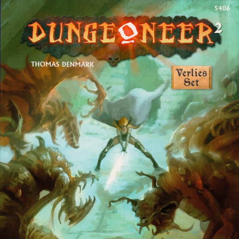 Dungeoneer - die Brutstätte der Ungeheuer