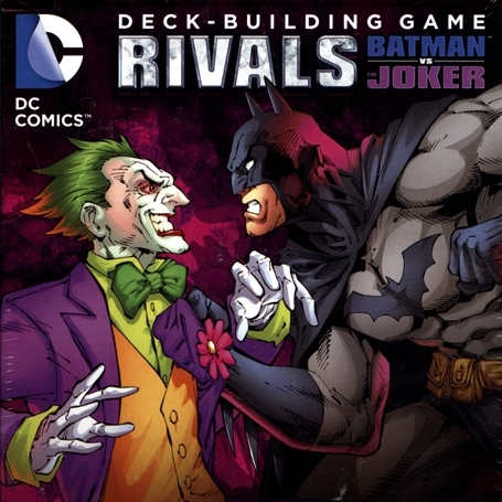 Rivals Batman vs Joker