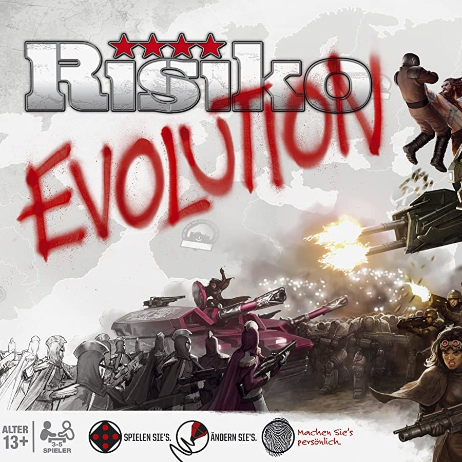 Risiko Evolution