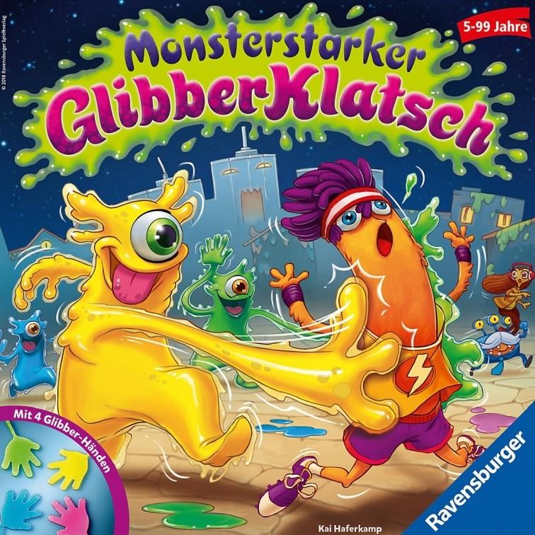 Glibber-Klatsch