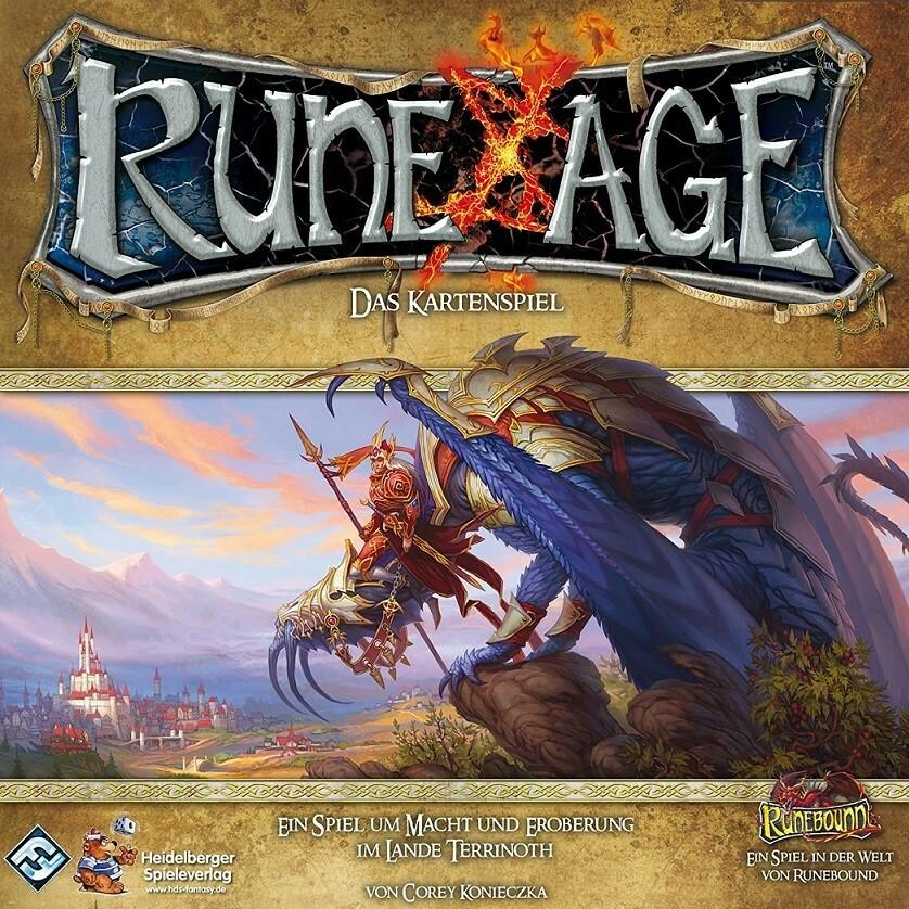 Rune Age - Das Kartenspiel