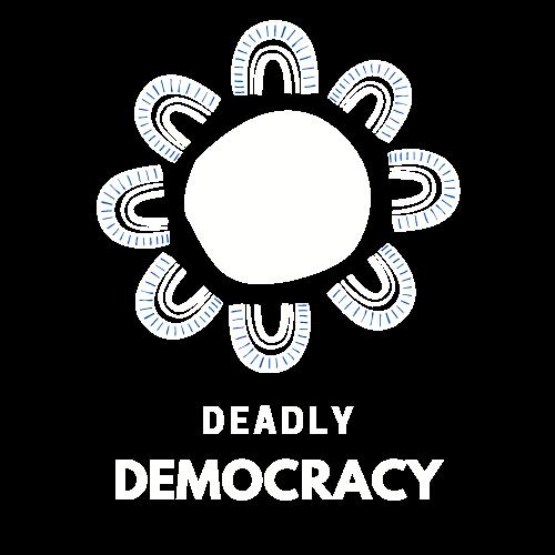 Deadly Democracy logo