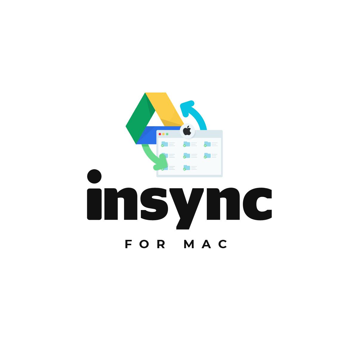 Sync your Google Drive & OneDrive on Mac | Insync