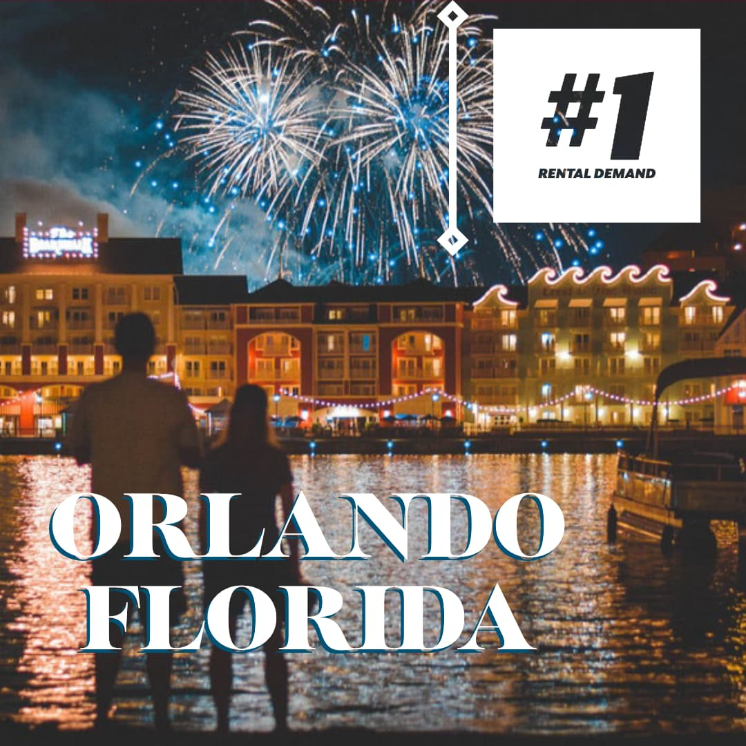 Orlando Ranks #1 In Rental Growth!