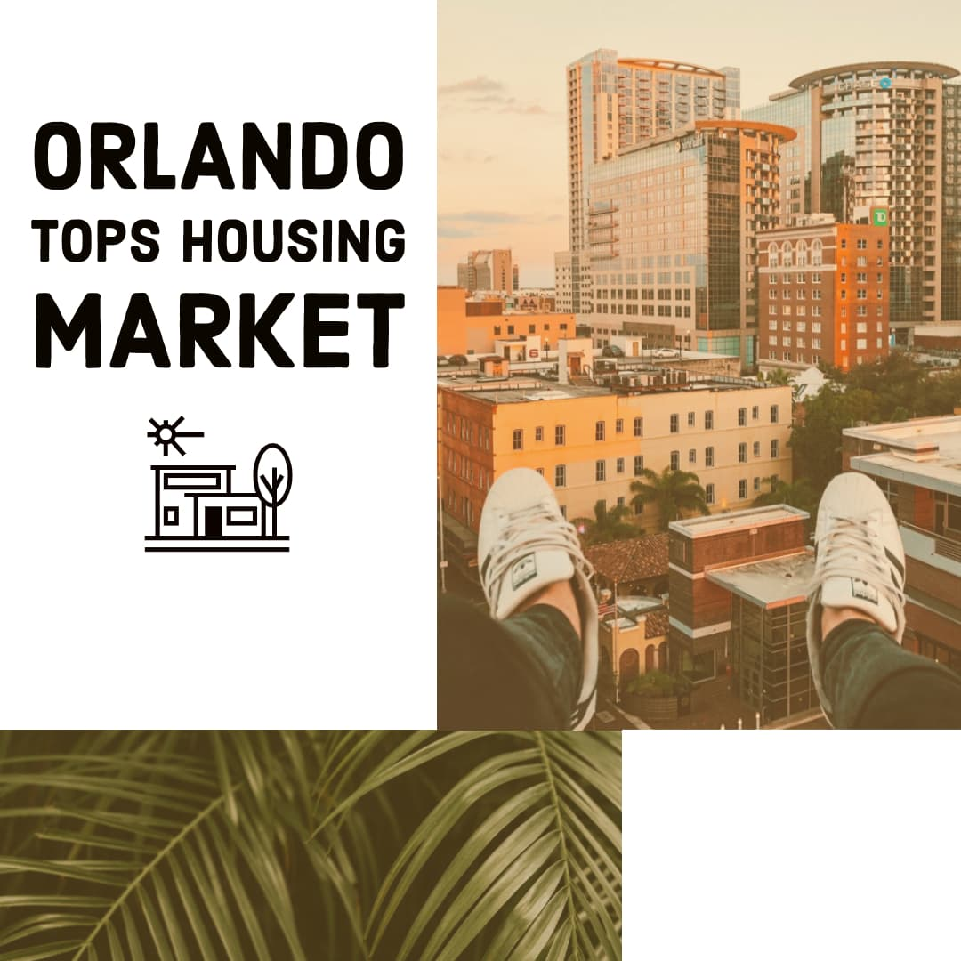 Orlando Tops Housing Market