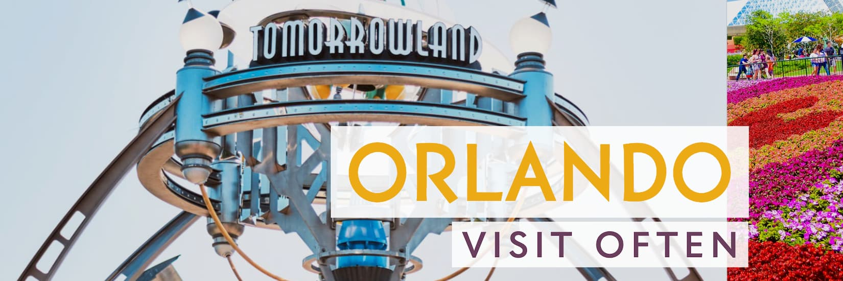 Orlando, one of the top 10 vacation destinations, is a fun dynamic place to live.