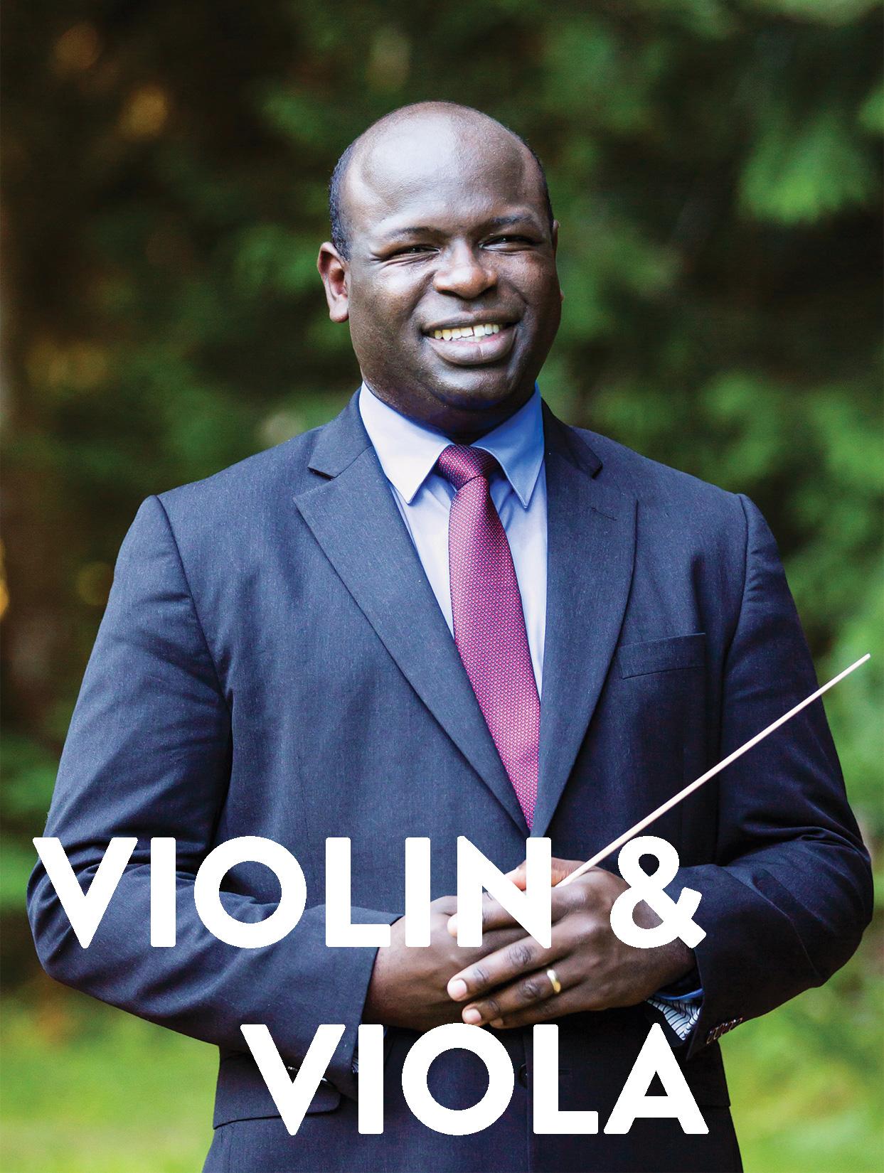 Violin & Viola Masterclass