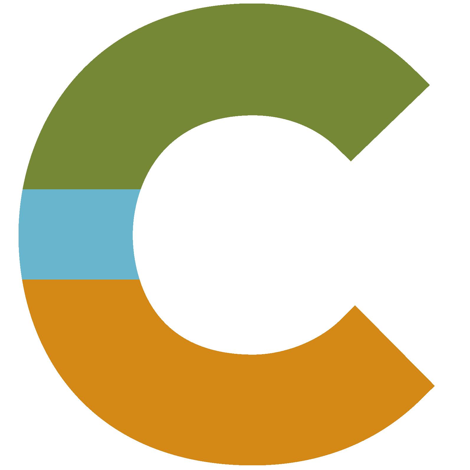 Compostable C Logo