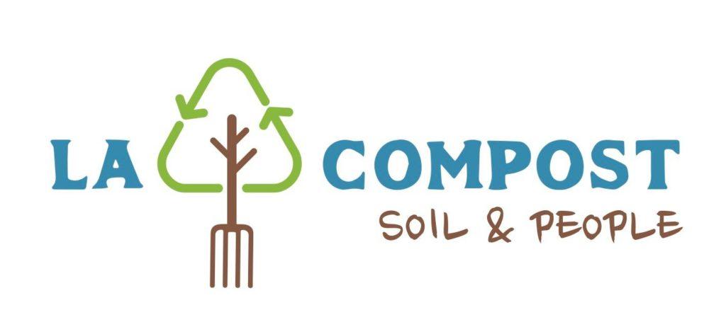 LA Compost Logo