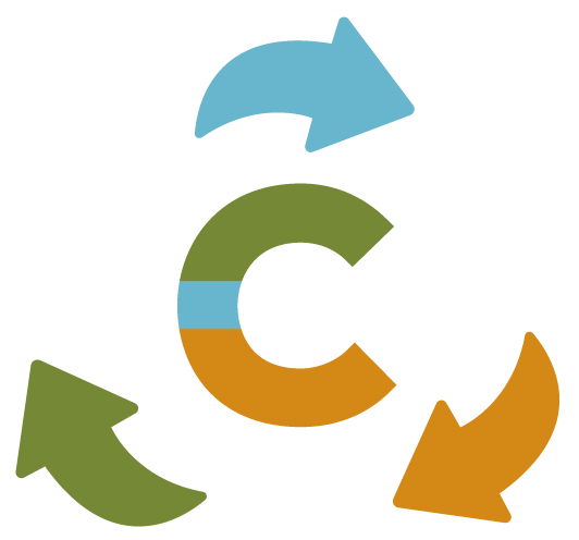 Compostable C Logo
