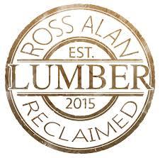 Ross Alan Reclaimed Lumber Logo