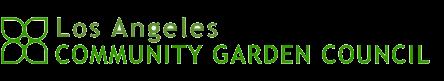 LA Garden Council Logo