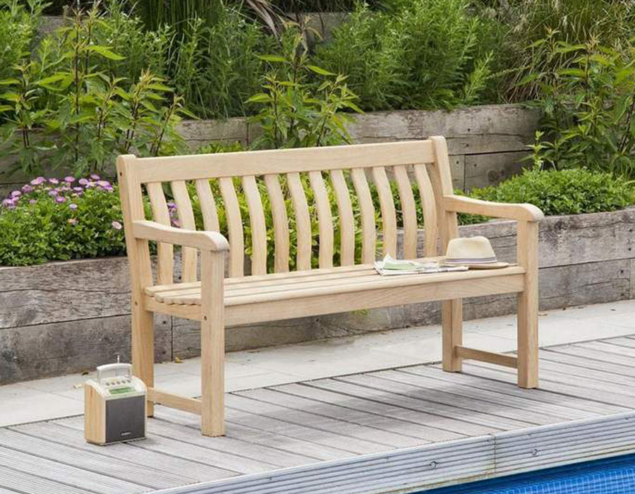 Alexander Rose Roble St George Bench