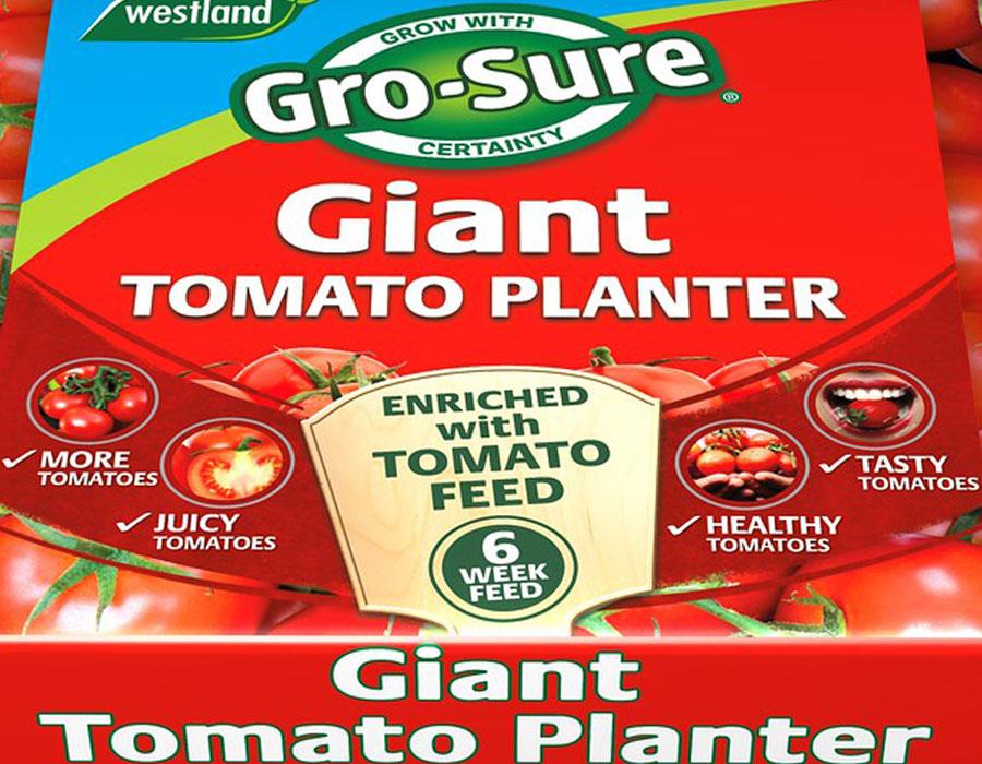 Grow-Sure Giant Tomato Planter