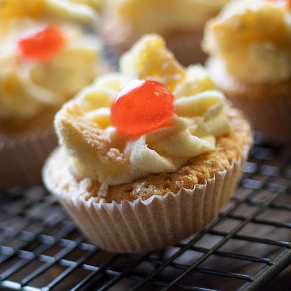 Home Baked Cupcakes