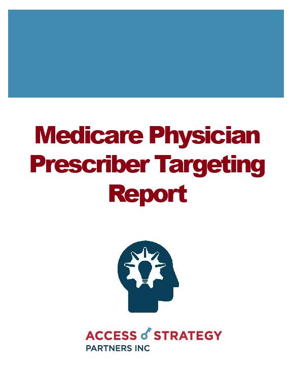 Medicare Physician Prescriber Targeting Report