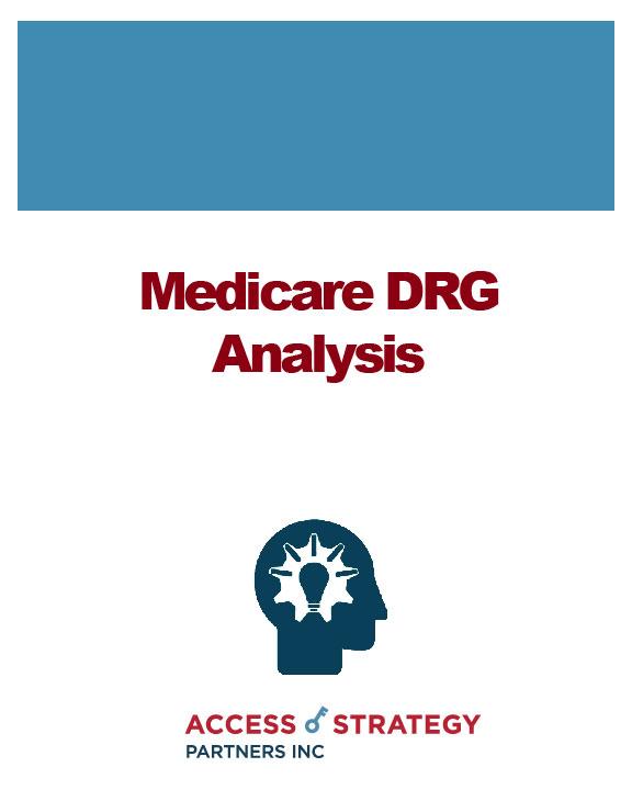 Medicare DRG Analysis