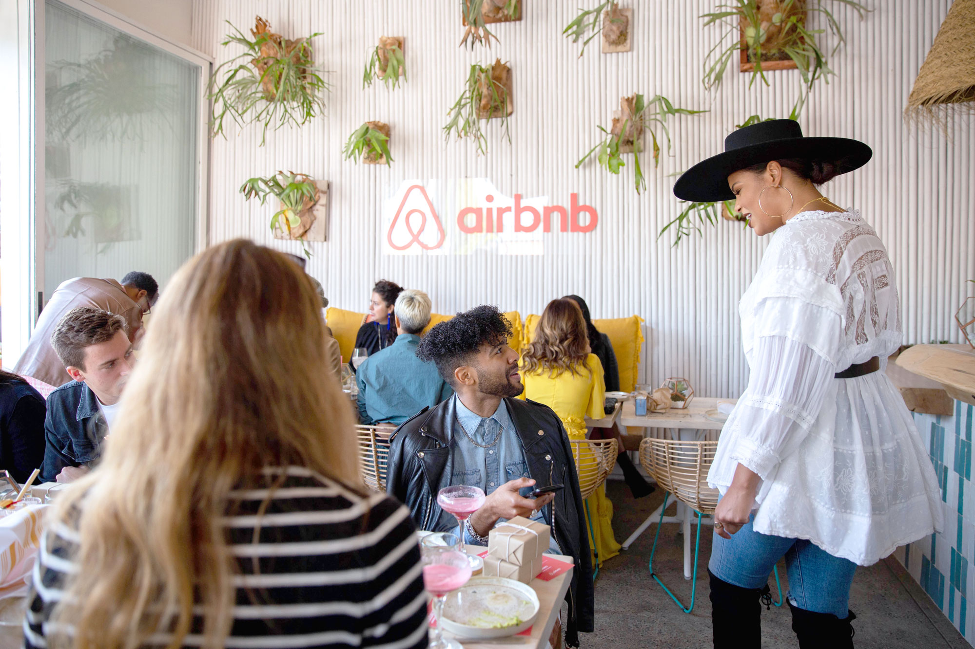 An event for Airbnb