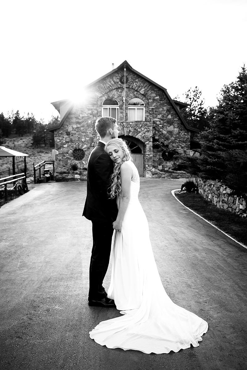Stonetower Estates Montana Wedding