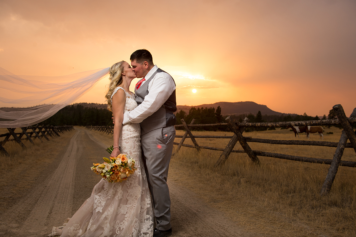 Summer Star Ranch Wedding