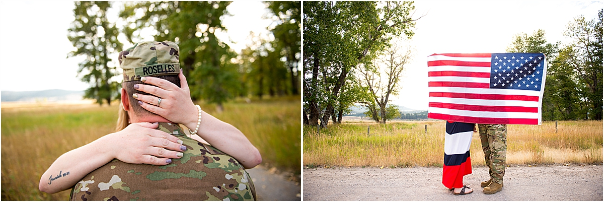 Military Families Limited Edition Sessions