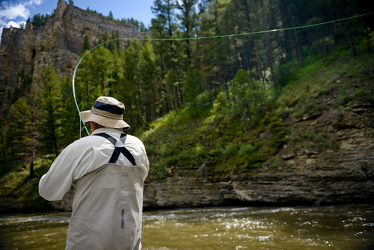 Fishing Sessions