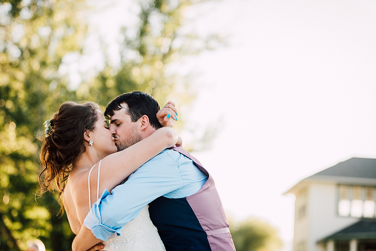 The Cook Mansion Wedding