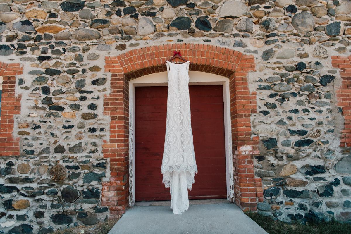 Montana Wedding Dress