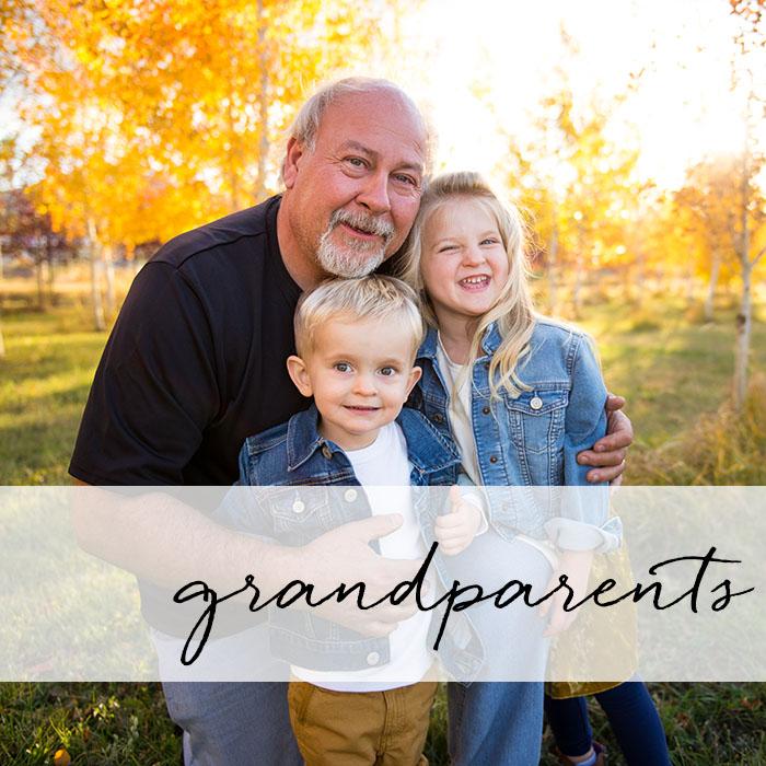 Grandparents Sessions