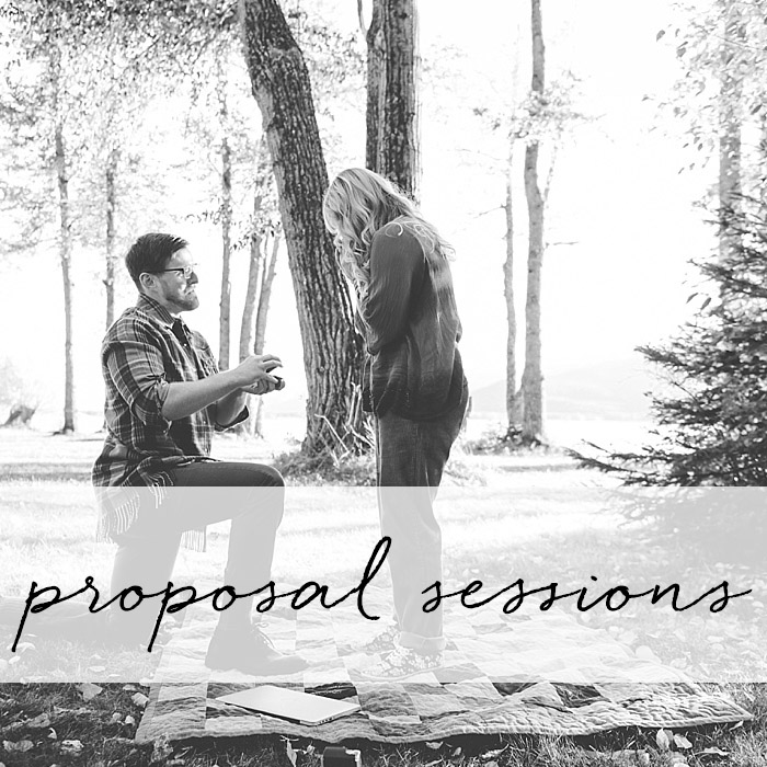 Proposal Sessions