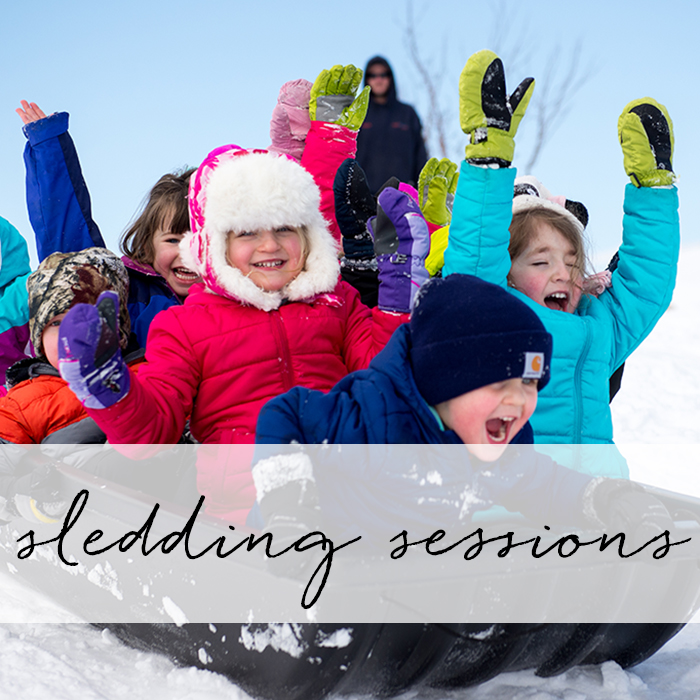 Sledding Sessions