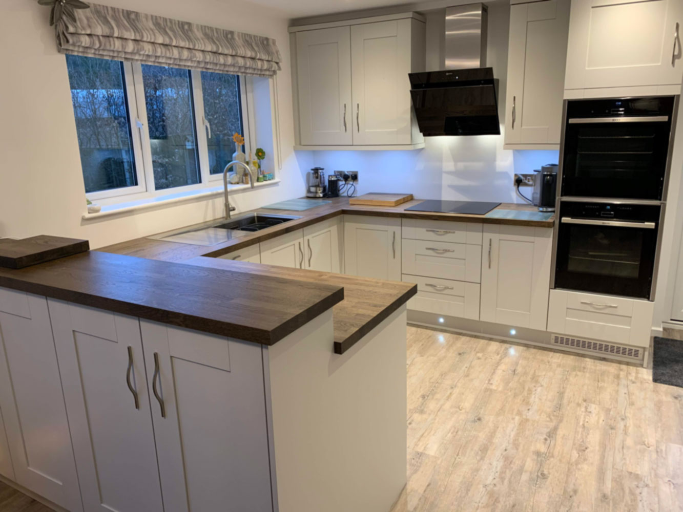 New Kitchen installation - Bridgnorth