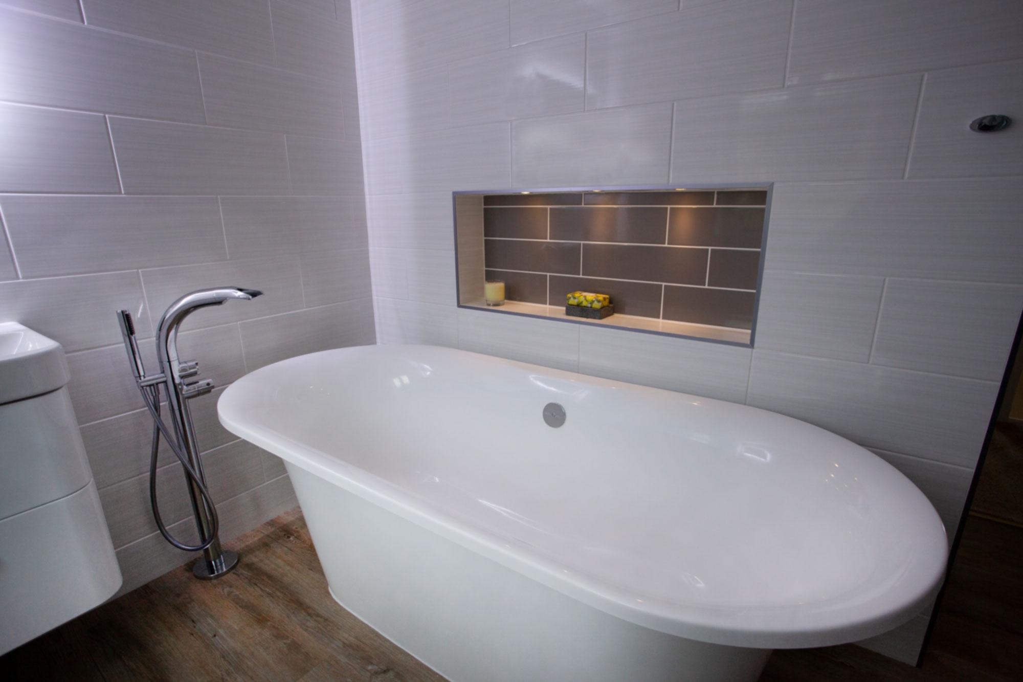 Modern Bathroom - Church Stretton