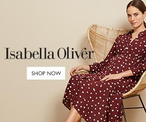 Advert for Isabella Oliver