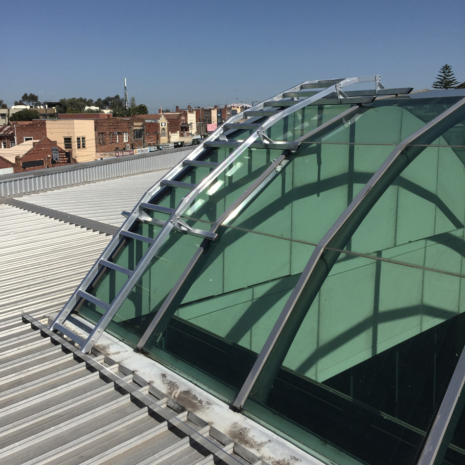 Customised Roof Access Systems