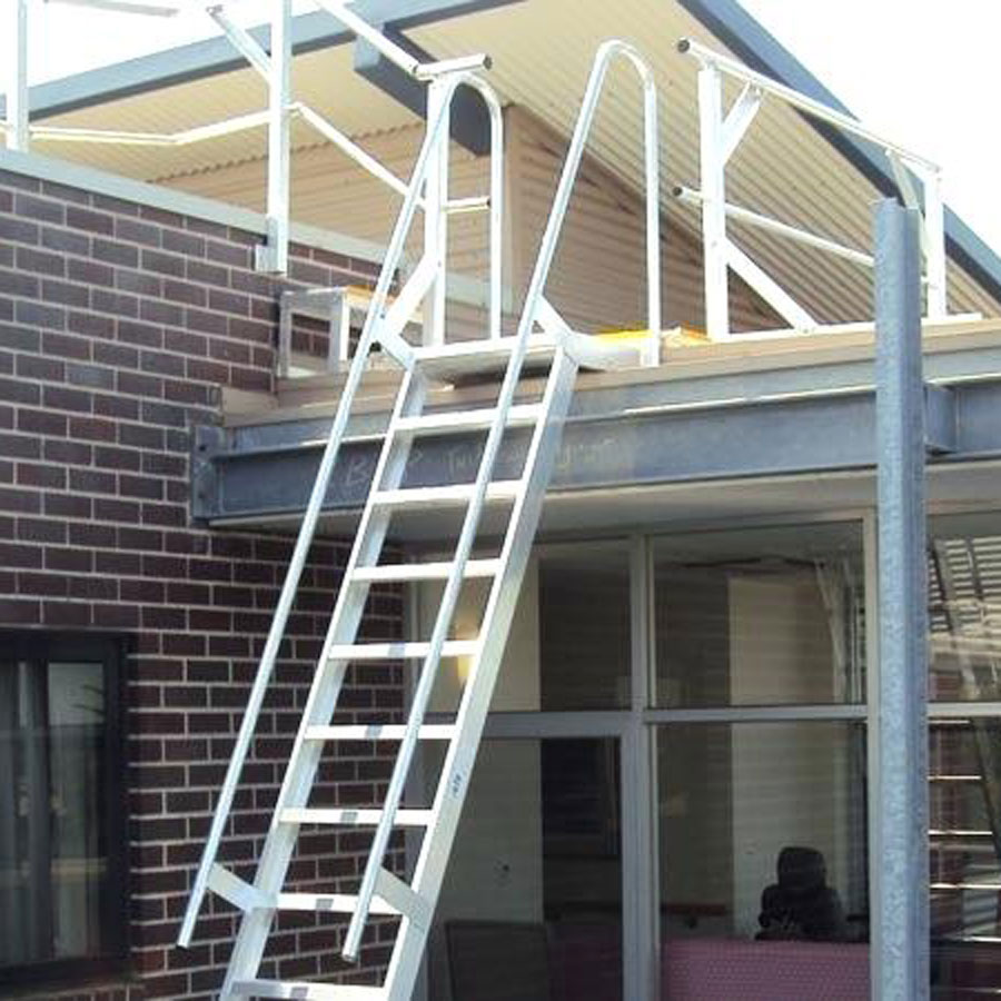 Step Ladders and Cross Overs | Design, Installation, Certification.
