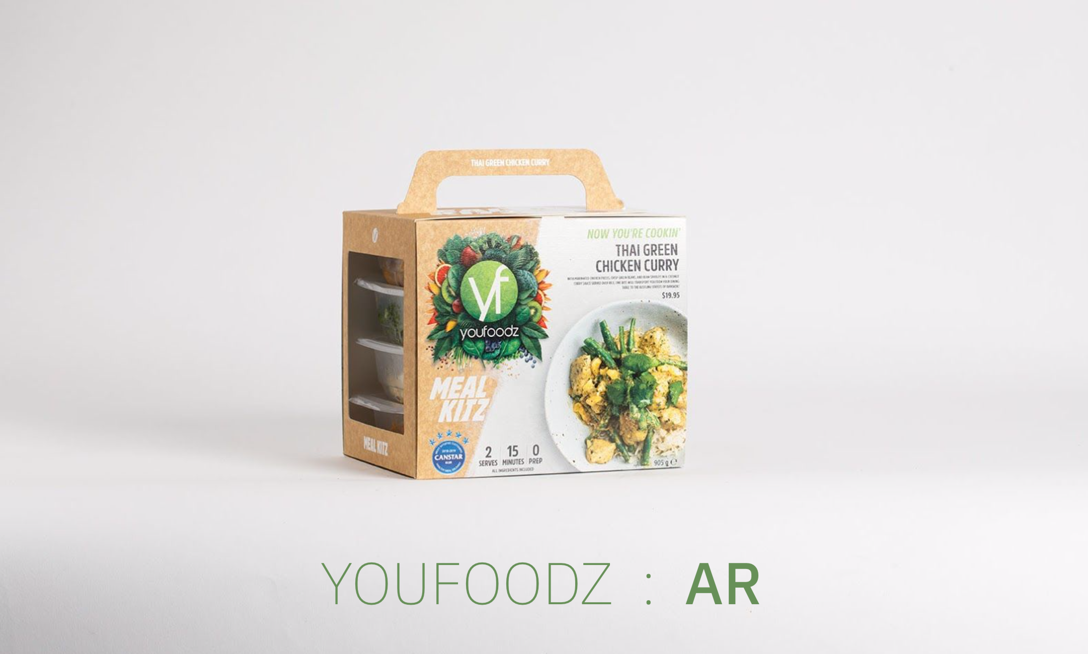 Youfoodz AR Product Demo