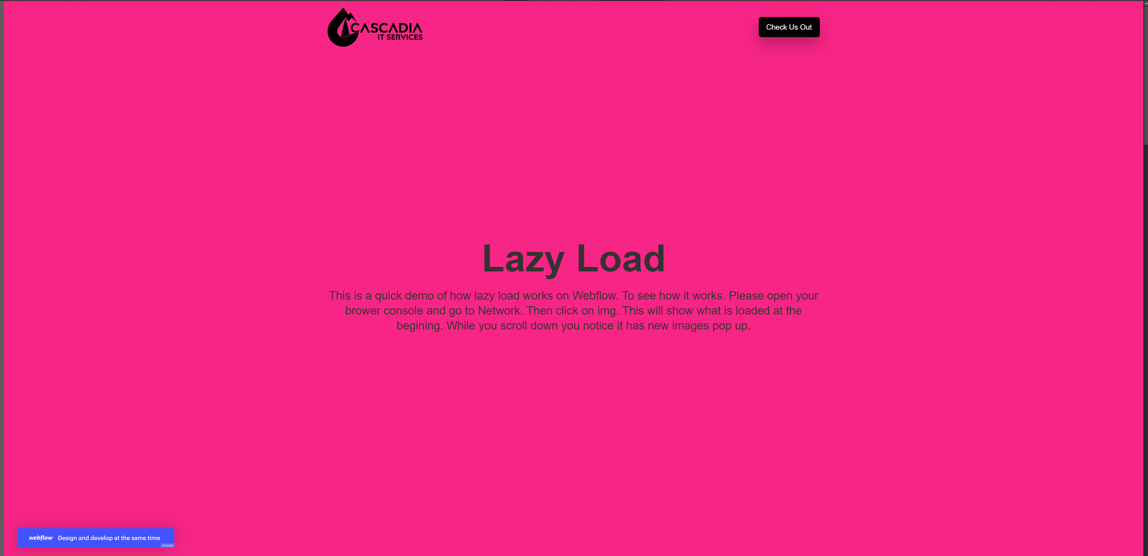 How to add Lazy Load on Webflow